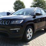 Jeep Compass 1.4 MultiAir 103 kW (140PS) Longitude Klimaautomatik Navi Kamera Keyless Winterpaket