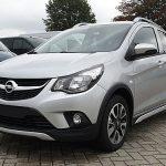Opel Karl 1.0 Rocks Edition, 54 kW (73 PS) Klima PDC Nebelsch. Bluetooth Temp 5-Sitzer