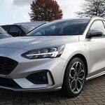 "Ford Focus Turnier 1.0 EcoBoost 92 kW (125PS) ST-Line Klimaautomatik Navi Sitzheizung Lenkradheizung Frontscheibe beheizb. 18""LM Rückf.Kamera"
